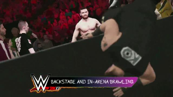 WWE 2K17 TV Spot, 'Ultra-Authentic WWE Action' Song by Skillet - Thumbnail 2