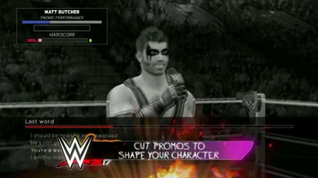 WWE 2K17 TV Spot, 'Ultra-Authentic WWE Action' Song by Skillet - Thumbnail 3