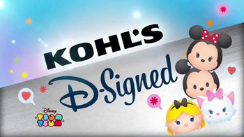 Disney Style Tsum Tsum D-Signed Collection TV Spot, 'Snuggle Up' - Thumbnail 5