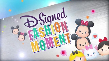 Disney Style Tsum Tsum D-Signed Collection TV Spot, 'Snuggle Up' - Thumbnail 1