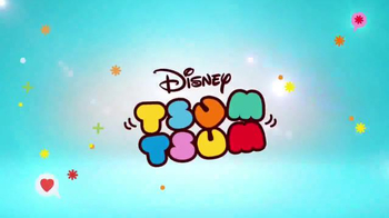 Disney Style Tsum Tsum D-Signed Collection TV Spot, 'Snuggle Up' - Thumbnail 4