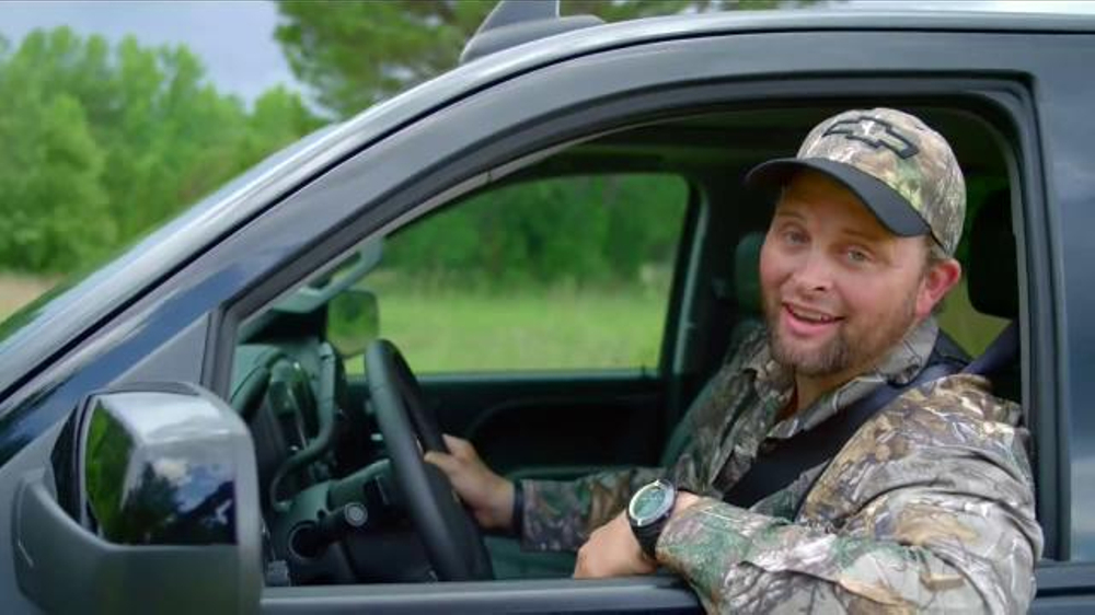 2016 Chevrolet Silverado Realtree Edition TV Commercial, 'Toys' Ft. Mike Waddell