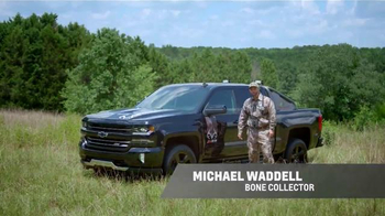 2016 Chevrolet Silverado Realtree Edition TV Spot, 'Toys' Ft. Mike Waddell - Thumbnail 1