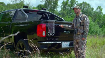 2016 Chevrolet Silverado Realtree Edition TV Spot, 'Toys' Ft. Mike Waddell - Thumbnail 3
