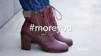 JustFab.com TV Spot, 'Step Into the Season' Song by Maggie Eckford - Thumbnail 2