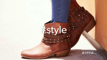 JustFab.com TV Spot, 'Step Into the Season' Song by Maggie Eckford - Thumbnail 3
