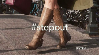 JustFab.com TV Spot, 'Step Into the Season' Song by Maggie Eckford - Thumbnail 8