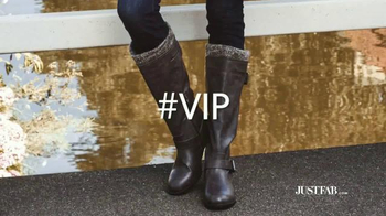 JustFab.com TV Spot, 'Step Into the Season' Song by Maggie Eckford