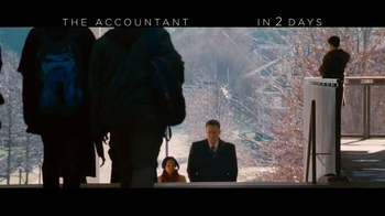 The Accountant - Alternate Trailer 43