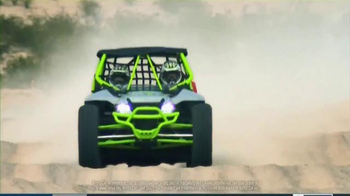 Arctic Cat 2017 Wildcat X TV Spot, 'Experience'