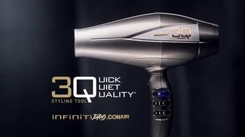 Conair Infiniti Pro 3Q TV Spot, 'Blow Away the Competition' - Thumbnail 3