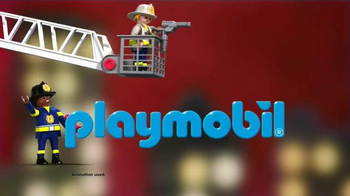 Playmobil City Action & City Life TV Spot, 'Fire Rescue and School Day' - Thumbnail 1