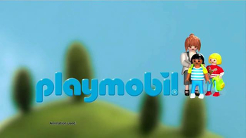 Playmobil City Action & City Life TV Spot, 'Fire Rescue and School Day' - Thumbnail 4