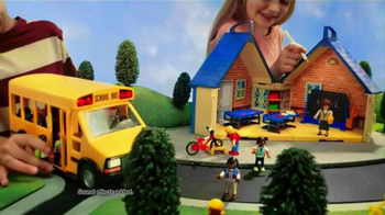 Playmobil City Action & City Life TV Spot, 'Fire Rescue and School Day' - Thumbnail 5