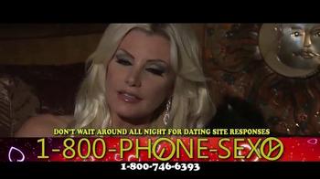 1-800-PHONE-SEXY TV Spot, 'It's Late' - Thumbnail 5