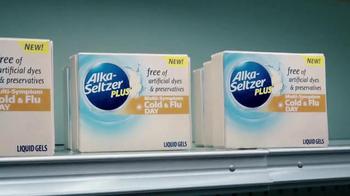 Alka-Seltzer Plus Liquid Gels TV Spot, 'Mountain of Medicine' - Thumbnail 4