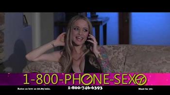 1-800-PHONE-SEXY TV Spot, 'Warm Up' - Thumbnail 9