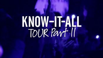 Live Nation TV Spot, 'Alessia Cara: Know-It-All Tour Part II' - 13 commercial airings