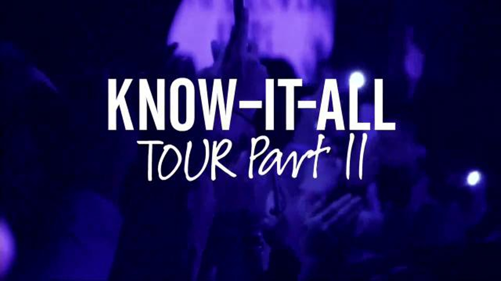 Live Nation TV Commercial, 'Alessia Cara: Know-It-All Tour Part II'