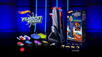 Hot Wheels Fusion Factory TV Spot, 'Designed by You' - Thumbnail 6