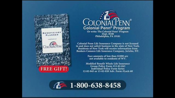 Colonial Penn TV Spot, 'Locked in for Life' Featuring Alex Trebek - Thumbnail 6