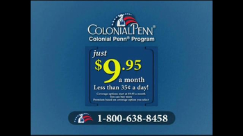 Colonial Penn TV Spot, 'Locked in for Life' Featuring Alex Trebek - 59 commercial airings