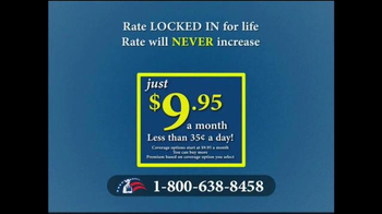 Colonial Penn TV Spot, 'Locked in for Life' Featuring Alex Trebek - Thumbnail 2