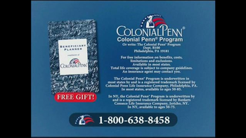 Colonial Penn TV Spot, 'Locked in for Life' Featuring Alex Trebek - Thumbnail 5