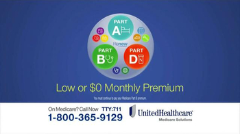 UnitedHealthcare Medicare Advantage Plan TV Spot, 'Open Enrollment' - Thumbnail 5