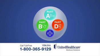 UnitedHealthcare Medicare Advantage Plan TV Spot, 'Open Enrollment' - Thumbnail 2