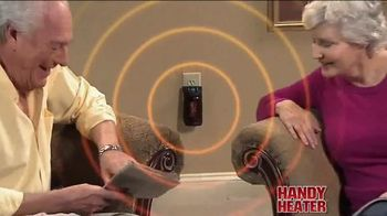 Handy Heater TV Spot, 'Stay Warm and Cozy'