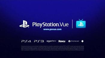 PlayStation Vue TV Spot, 'Service Windows' - Thumbnail 6