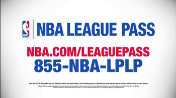 NBA League Pass TV Spot, 'Your Courtside Seat to the Action' - Thumbnail 5