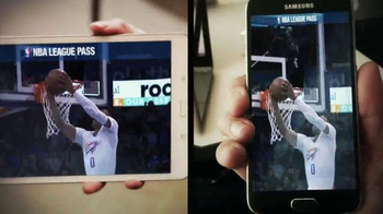 NBA League Pass TV Spot, 'Your Courtside Seat to the Action' - Thumbnail 2