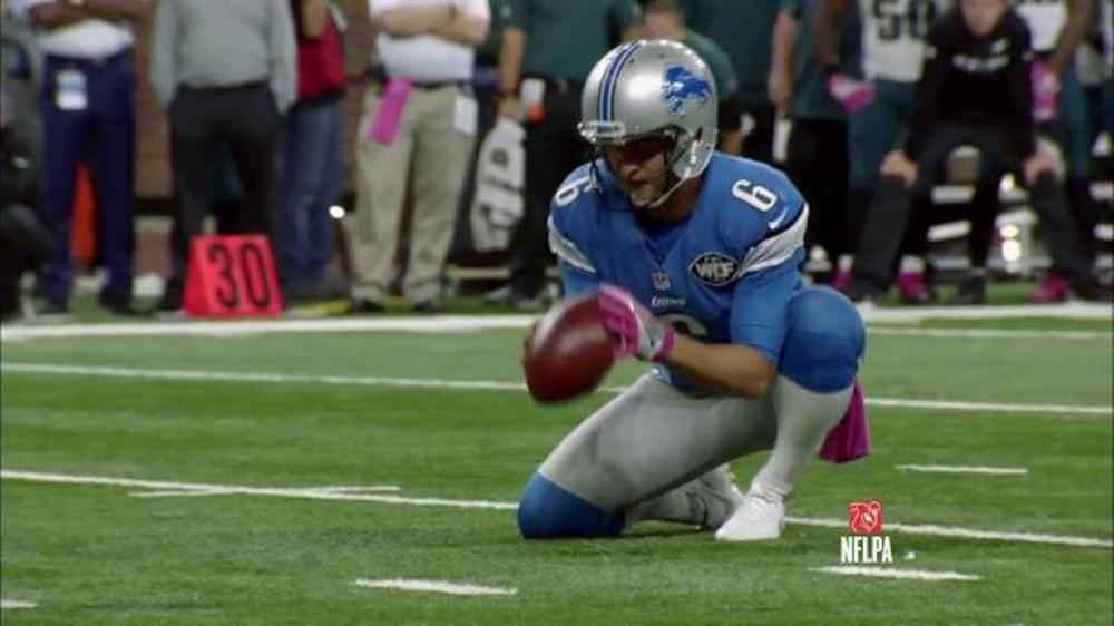 Bridgestone TV Commercial, 'Performance Moment: Eagles vs. Lions'
