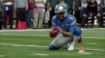 Bridgestone TV Spot, 'Performance Moment: Eagles vs. Lions'