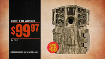Bass Pro Shops Trophy Deals TV Spot, 'Totes, Hiking Boots & Game Camera' - Thumbnail 8