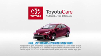 2017 Toyota Corolla TV Spot, 'How to With Eli Manning: Safety Sense' - Thumbnail 9