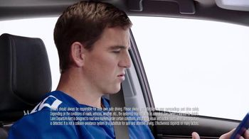 2017 Toyota Corolla TV Spot, 'How to With Eli Manning: Safety Sense' - 3 commercial airings