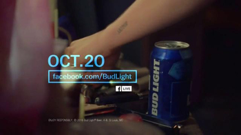 Bud Light TV Spot, 'Bud Light + Lady Gaga Dive Bar Tour 'A-YO'' - Thumbnail 4