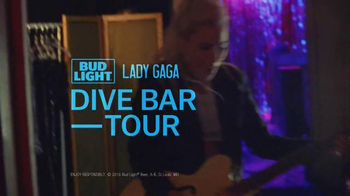 Bud Light TV Spot, 'Bud Light + Lady Gaga Dive Bar Tour 'A-YO'' - Thumbnail 3
