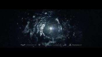 PlayStation VR TV Spot, 'Batman: Arkham VR' - Thumbnail 4