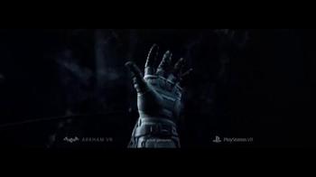 PlayStation VR TV Spot, 'Batman: Arkham VR' - Thumbnail 5