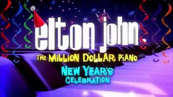 AXS.com TV Spot, 'Elton John The Million Dollar Piano' - Thumbnail 2