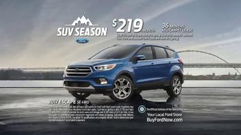 Ford SUV Season TV Spot, 'Award-Winning Lineup' - Thumbnail 6