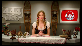 Wendy's Swiss Jr. Bacon Cheeseburger TV Spot, 'News Alert'
