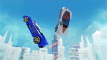 Hot Wheels Criss Cross Crash Track Set TV Spot, 'Make It Epic' - Thumbnail 2
