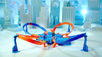 Hot Wheels Criss Cross Crash Track Set TV Spot, 'Make It Epic'