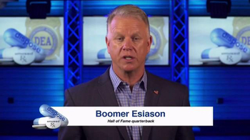 DEA Prescription Drug Take Back Day TV Spot, 'October' Ft. Boomer Esiason - Thumbnail 1