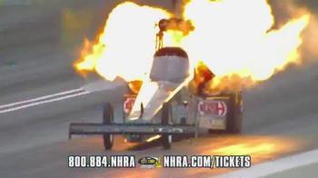NHRA TV Spot, '2016 Mello Yello Drag Racing Series Countdown'